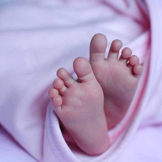 réflexologie et massage bébé
